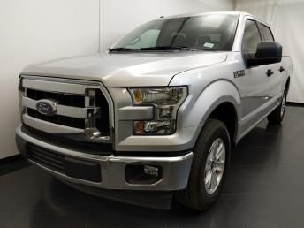 2017 Ford F-150 SuperCrew Cab XLT 5.5 ft - 1190119786
