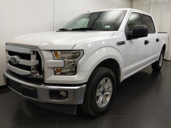 2017 Ford F-150 SuperCrew Cab XLT 5.5 ft - 1190119789