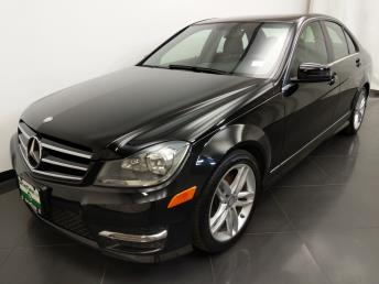 Used 2014 Mercedes-Benz C 300 4MATIC Sport