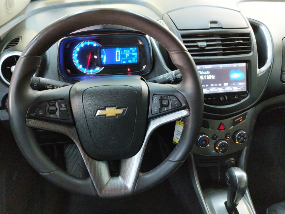 2016 Chevrolet Trax LTZ - 1190119840