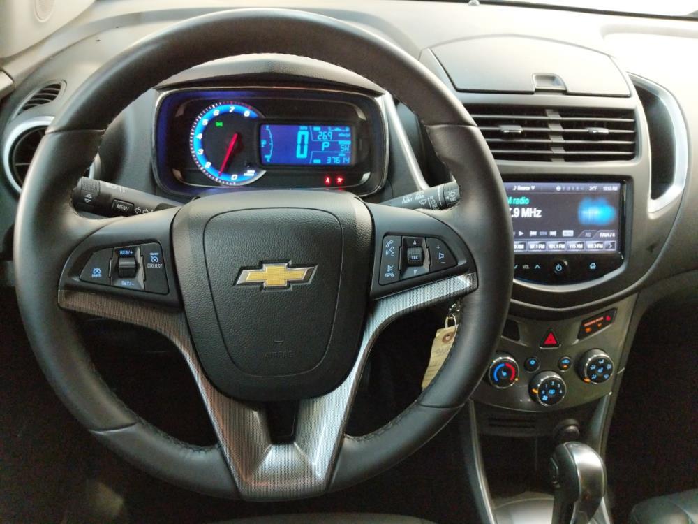 2016 Chevrolet Trax LTZ - 1190119841