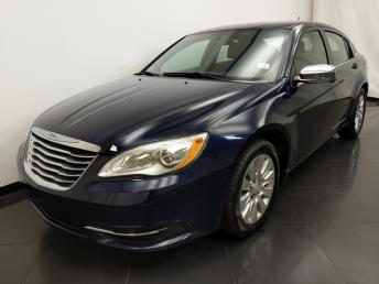 2014 Chrysler 200 Touring - 1190119867
