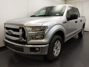 2017 Ford F-150 SuperCrew Cab XLT 5.5 ft - 1190119870