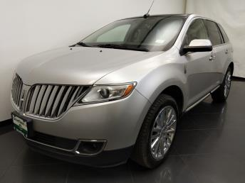 2011 Lincoln MKX  - 1190119886