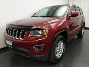 2015 Jeep Grand Cherokee Laredo - 1190119938
