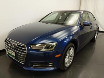 Used 2017 Audi A4