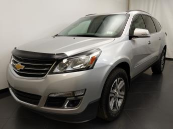 2016 Chevrolet Traverse LT - 1190119961