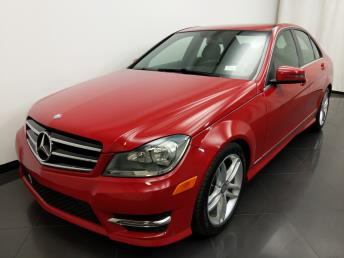 2014 Mercedes-Benz C 300 4MATIC Sport  - 1190119983