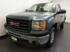2009 GMC Sierra 1500 Regular Cab Work Truck 8 ft