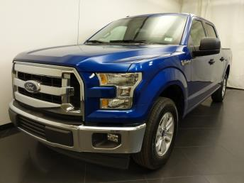 2017 Ford F-150 SuperCrew Cab XLT 5.5 ft - 1190120041