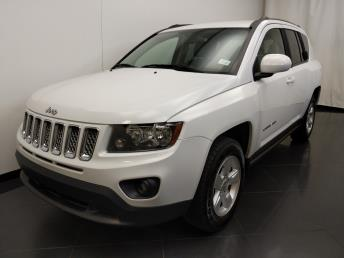 2016 Jeep Compass Latitude - 1190120085
