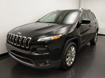 2016 Jeep Cherokee Limited - 1190120109