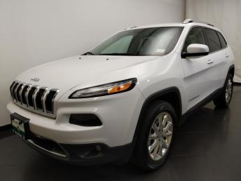 2016 Jeep Cherokee Limited - 1190120128