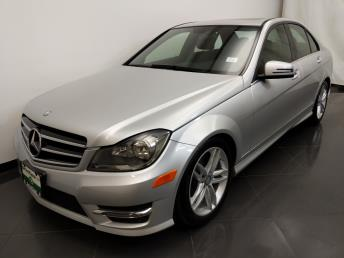 2014 Mercedes-Benz C 300 4MATIC Sport  - 1190120365