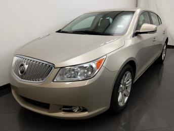 Used 2010 Buick LaCrosse