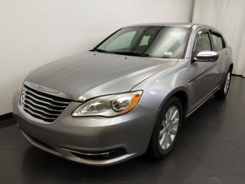 2013 Chrysler 200 Limited - 1190120377