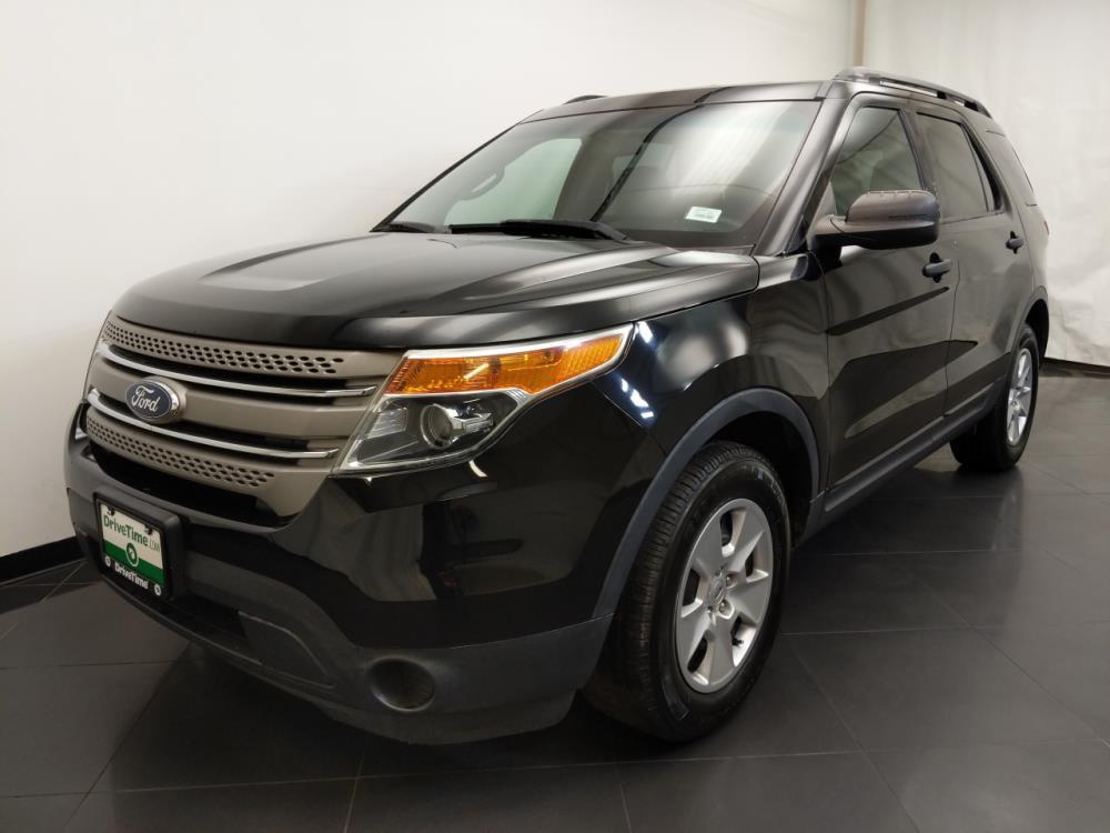 2012 Ford Explorer  - 1190120421