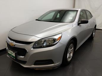 2016 Chevrolet Malibu Limited LS - 1190120444