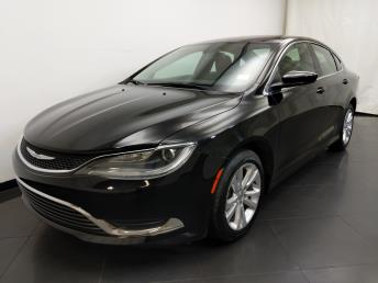 2016 Chrysler 200 Limited - 1190120465