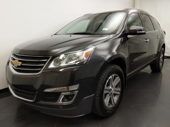 2017 Chevrolet Traverse LT - 1190120471