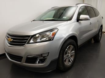 2017 Chevrolet Traverse LT - 1190120472