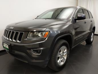 2016 Jeep Grand Cherokee Laredo - 1190120479