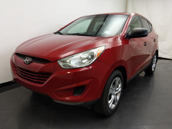 2012 Hyundai Tucson GL - 1190120514