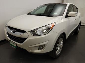 2011 Hyundai Tucson Limited - 1190120533