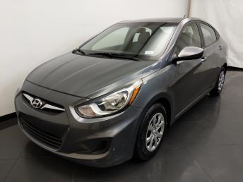 2014 Hyundai Accent GLS - 1190120591