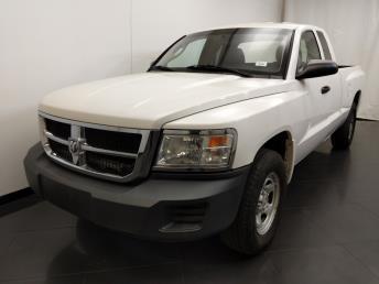 2008 Dodge Dakota Extended Cab ST 6.5 ft - 1190120637