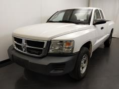 2008 Dodge Dakota Extended Cab ST 6.5 ft
