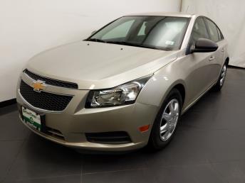 2013 Chevrolet Cruze LS - 1190120641