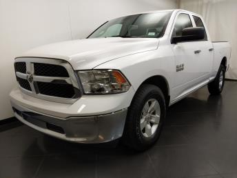 2017 Dodge Ram 1500 Quad Cab SLT 6.3 ft - 1190120672