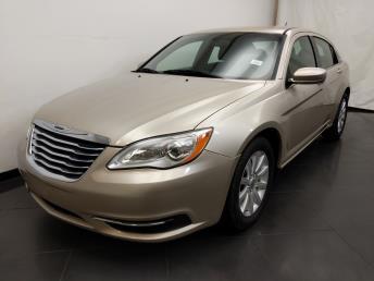 2013 Chrysler 200 Touring - 1190120683