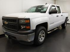 2015 Chevrolet Silverado 1500 Double Cab Work Truck 6.5 ft