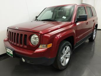 2016 Jeep Patriot Latitude - 1190120710
