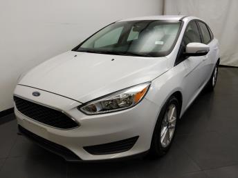 2016 Ford Focus SE - 1190120725