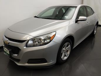 2016 Chevrolet Malibu Limited LT - 1190120754