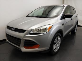 2014 Ford Escape S - 1190120758