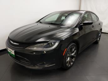 2015 Chrysler 200 200S - 1190120821