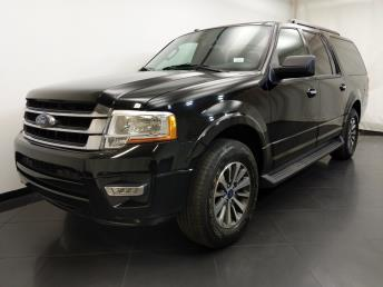 2016 Ford Expedition EL XLT - 1190120835