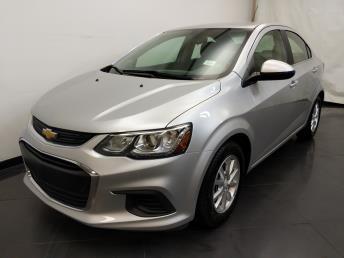 Used 2017 Chevrolet Sonic