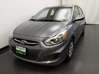 2016 Hyundai Accent SE - 1190120901