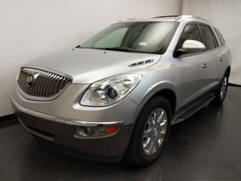 2011 Buick Enclave CXL - 1190120934