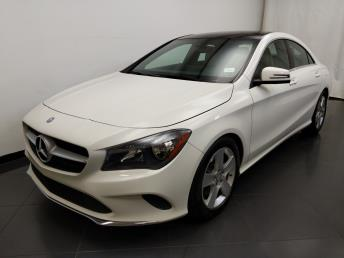 Used 2017 Mercedes-Benz CLA250