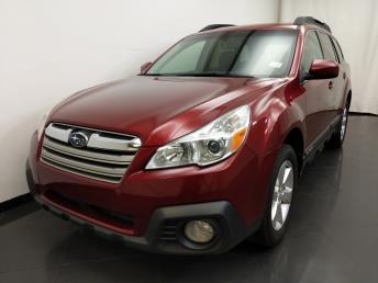 Used 2013 Subaru Outback