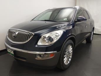 2012 Buick Enclave Leather - 1190120994