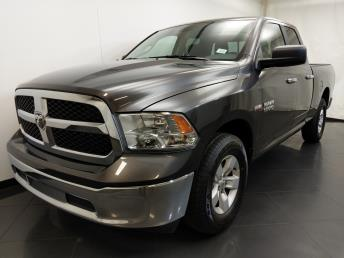 2017 Dodge Ram 1500 Quad Cab SLT 6.3 ft - 1190121018