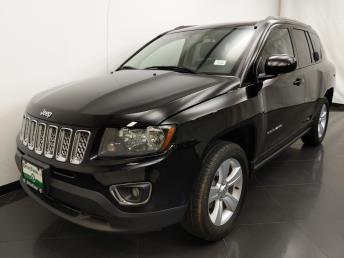 2015 Jeep Compass High Altitude Edition - 1190121056