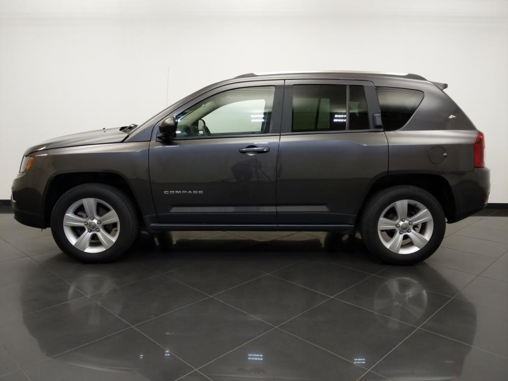 2015 Jeep Compass High Altitude Edition - 1190121057